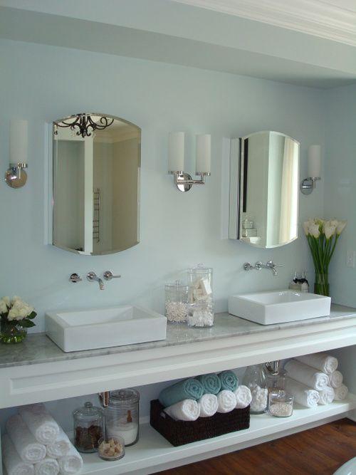 Hgtv Bathroom Master Bathroom Bathroom Designs Decorating