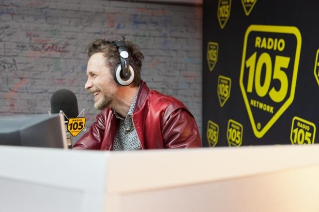 #radiotour2015cc Jovanotti a 105 Friends, le foto scattate durante la diretta - Foto - Radio 105 Network - Radio Online - Tv Online - Streaming TV