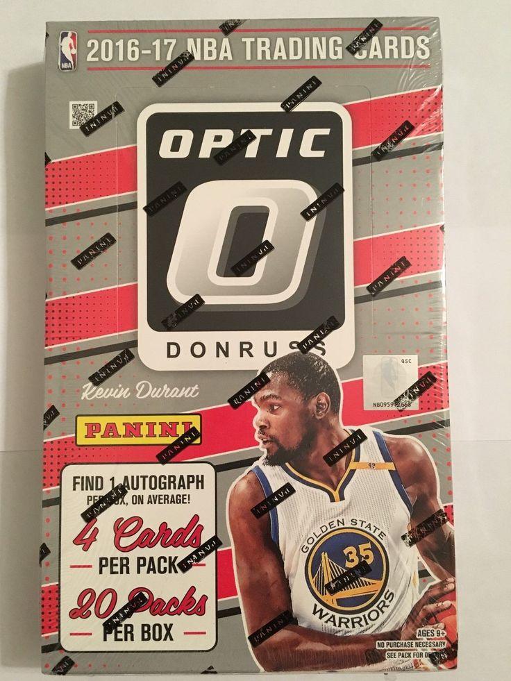 201617 panini donruss optic basketball box hobby nba