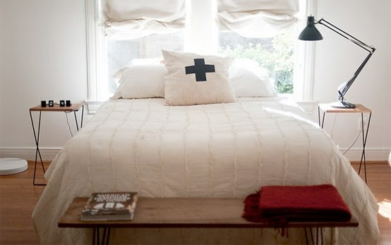 via City SageColumns Bloggers, Minimal Bedroom, Simple Bedrooms, Bloggers Templates, Emily Mc, Bedrooms Furniture, Interiors Decor, Bedrooms Ideas, Calm Bedrooms