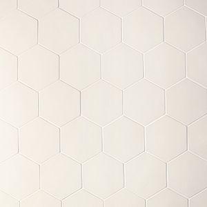 Phenomenon - Bianco - Hex - Porcelain Tile