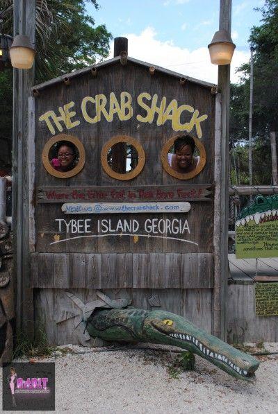 The Crab Shack, Savannah, GA