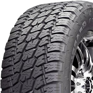 Developed for premium pickups, the Dynapro AT-M RF10 is a rough all-terrain tyre for pickups, vans, 4x4s and SUVs and provides exceptional grip and acceleration on all types of roads. Its innovative tread and sidewall design will enhance the both the performance and style of your vehicle. £70 www.goodgrip.co.uk/hankook