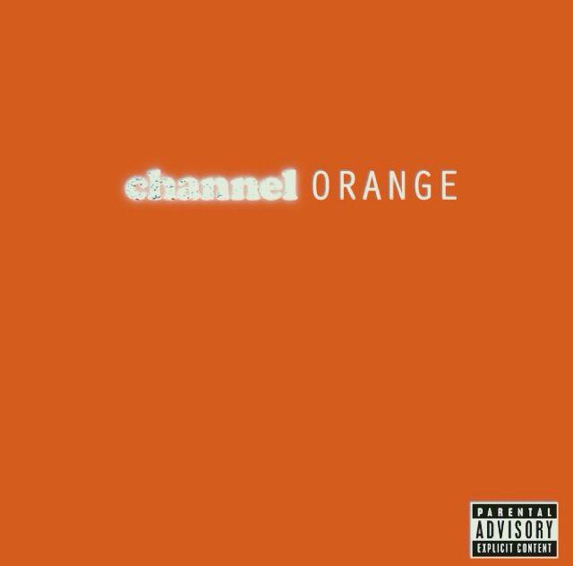 Frank Oceans Channel Orange