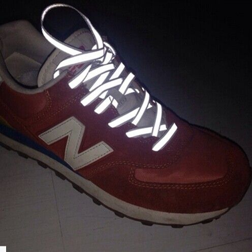 Reflective shoelace!