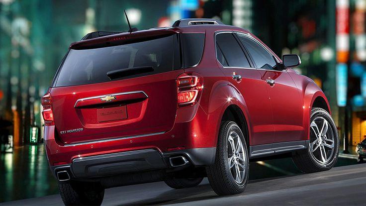 Chevrolet Equinox 2018,
