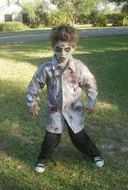 kids zombie costume - Google Search
