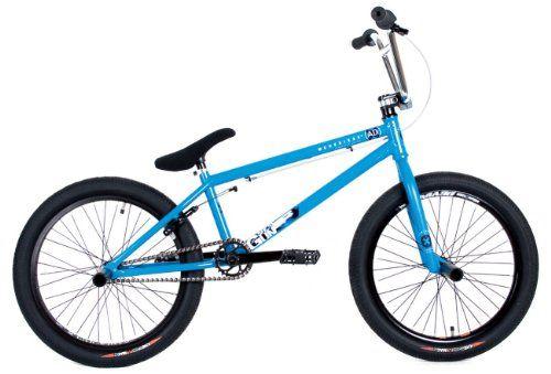 KHE Bikes Shotgun AD Complete Bike (Blue) - World of Cycling - The Internet Bicycle Store