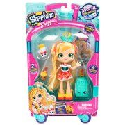 Shopkins Shoppies Doll World Vaction Spaghetti Sue Visits Italy