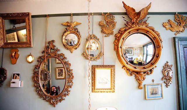 Best 20+ Gold Mirrors Ideas On Pinterest