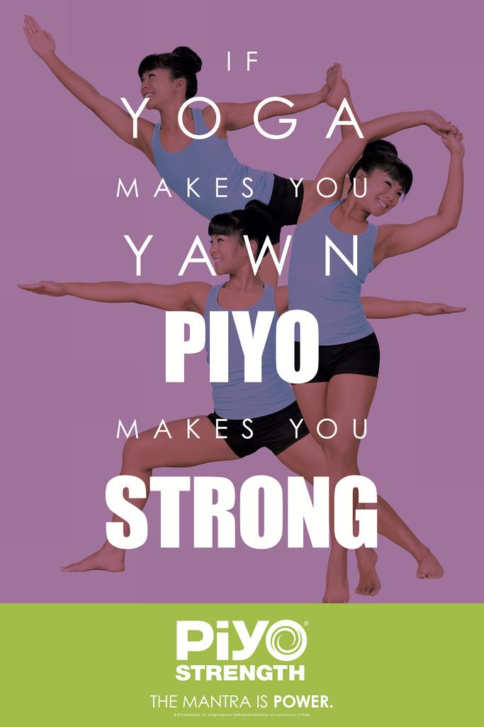 PiYo Strength: A 60-Minute Beachbody Program from Chalene Johnson