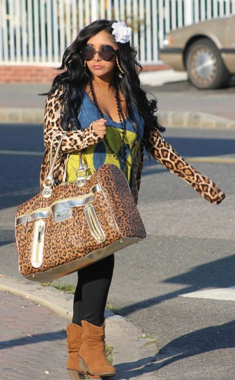 Omg I miss the old Snooki