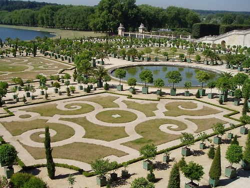 The Garden of Versailles, France