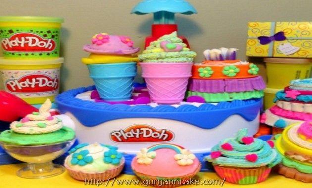 Play Doh Birthday Cake Set 1225   Play doh ice cream, Ice ...