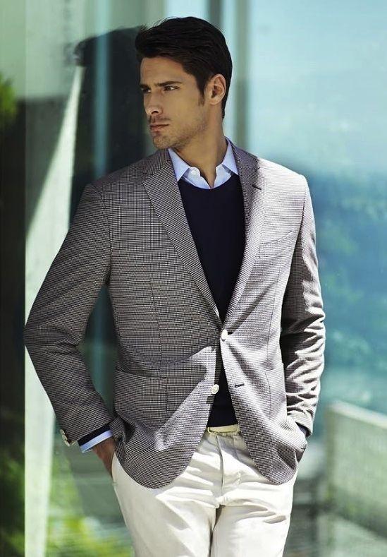 5eab65fe23 Cacharel S/S 2013 #men #fashion | Ties and Men's wear | Mens fashion,  Fashion, Men dress