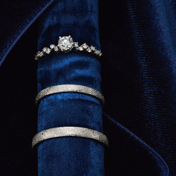 spica #NOVARESE #NOVARESE Prima #Prima #wedding #accessory #ring #pair #original #engagement #marraige #ノバレーゼ #ノバレーゼプリマ #結婚指輪 #婚約指輪 #指輪 #star #星 #スピカ