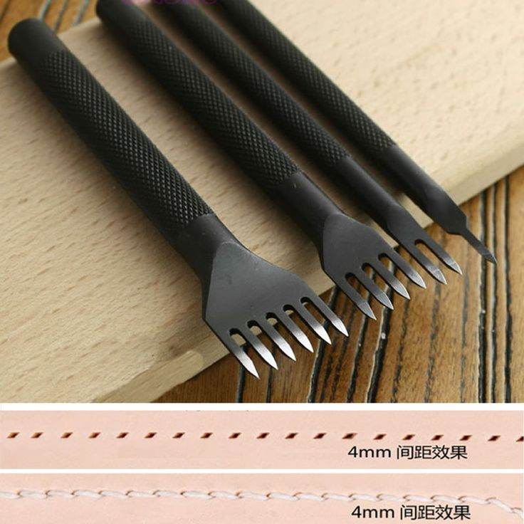 Kitchen Craft Knives Four Pieces
