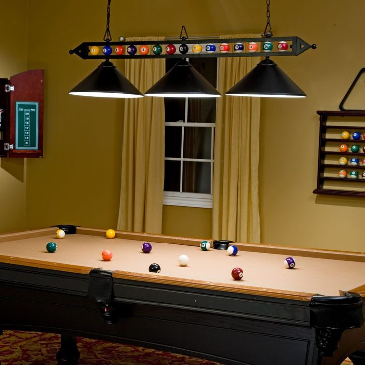 pool table lighting ideas. perfect pool best 25 pool table lighting ideas on pinterest  industrial pool  lights traditional lights and room and table lighting ideas r