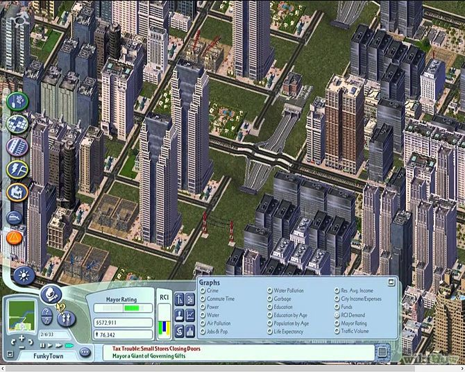 simcity 4 rush hour update