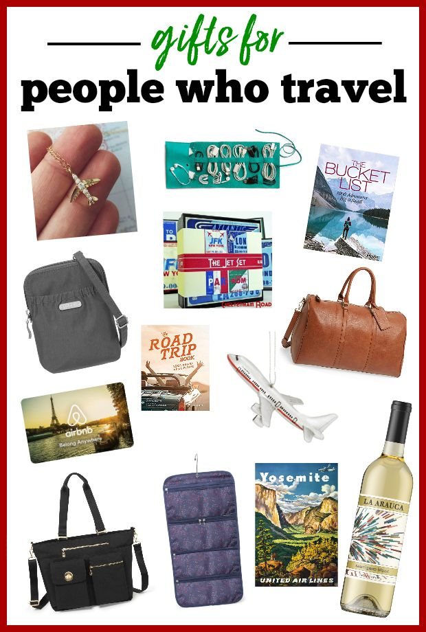 Best Gifts For Travelers Over 20 Unique Gifts For People Who