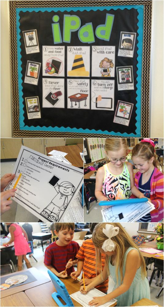 iPads for beginners- video tutorials for your class with handouts. So perfect!