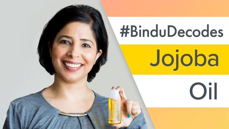 #BinduDecodes | What is Jojoba Oil