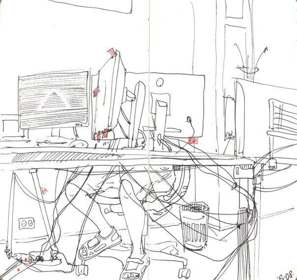 by Da Kraplak / illustration / graphic arts