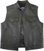 Legendary Nomad Leather Vest *LD-7210*