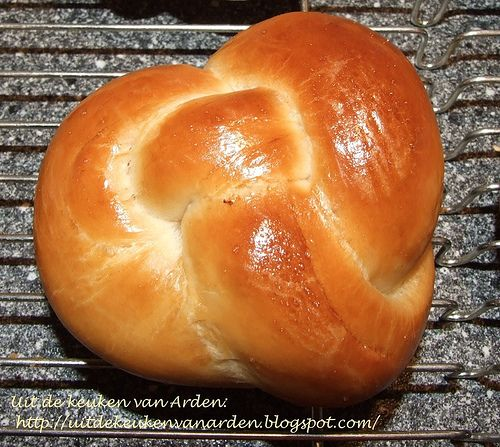 Uit de keuken van Levine: Gevlochten brood (2)