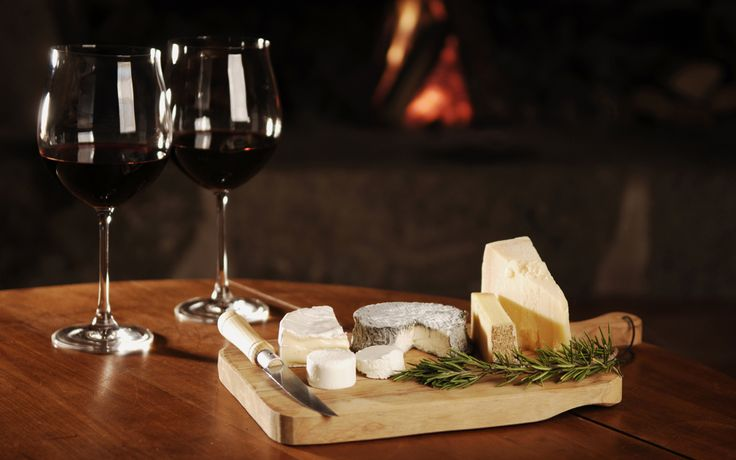 Tips for Hosting a Wine & Cheese Party! Make Your Own Flavored Goat Cheese