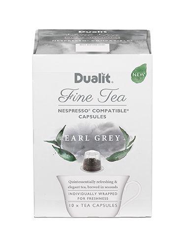 Dualit NX Fine Tea Capsule – Earl Grey   Elegant & Refreshing  We have taken…