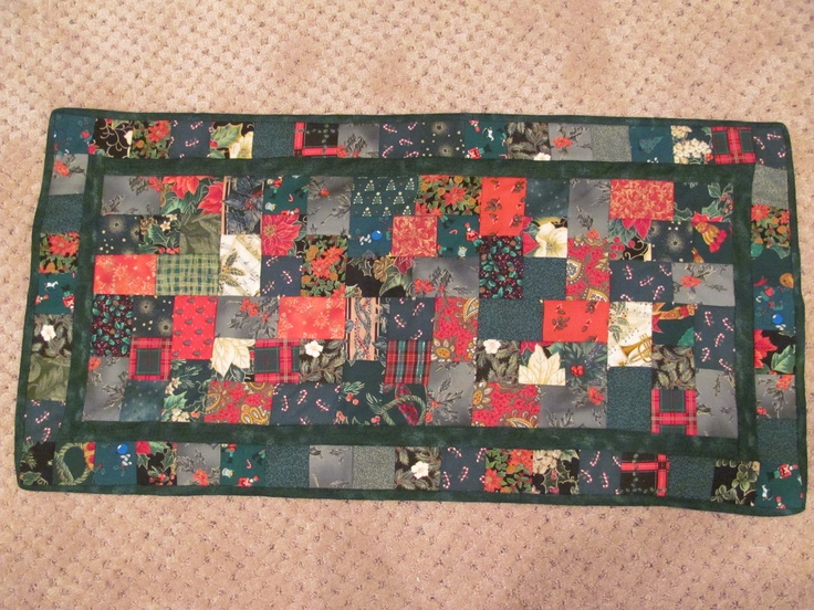 Example: Frame in Frame Table Runner.  Choose your Colors. $65. Plus Shipping and Handling  marilynpearson2@gmail.com