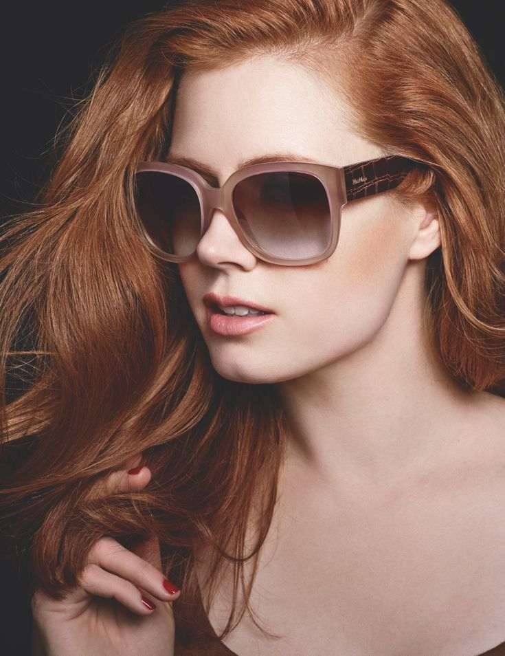 More Photos of Amy Adams for Max Maras Accessories Campaign