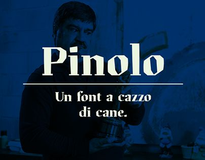 """Check out new work on my @Behance portfolio: """"Pinolo Typeface"""" http://on.be.net/1HWcbXt"""