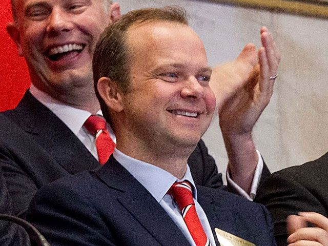 """Manchester United chairman Ed Woodward """"delighted"""" by emergence of young talent"""