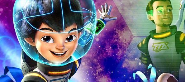 Miles del Futuro en Disney Junior
