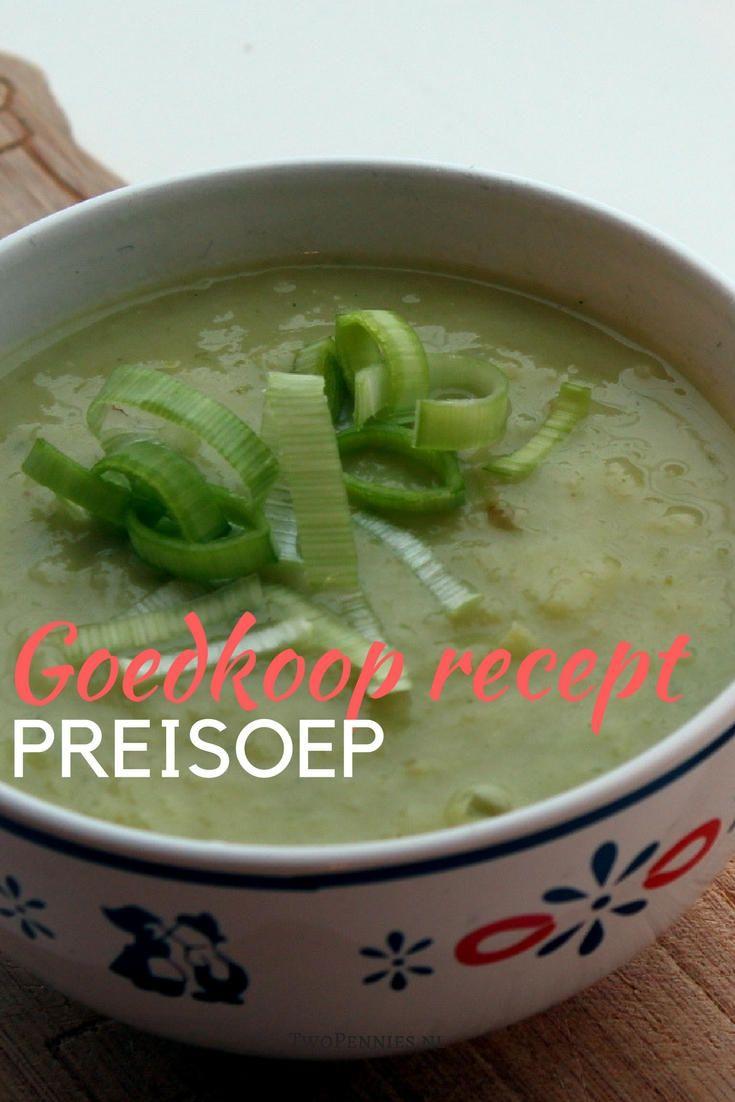 lunch soep recept