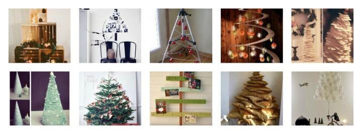 Christmas Tree 10 ways to
