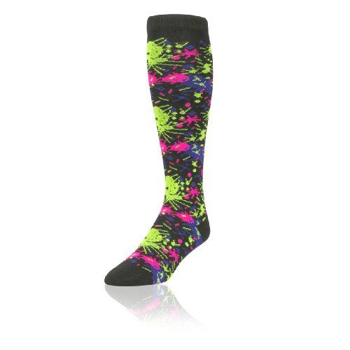 TCK Neon Paint Splatter Multi Medium -- You can get more details by  clicking on