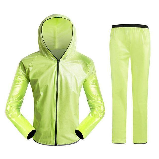 Windproof Cycling Jersey Sets Cycling Sets Suit Waterproof Bike Bicycle Cycling Jacket Riancoat Rain Coat Ciclismo Bicicleta