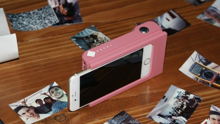 Prynt Prints Augmented Reality Photos Right from Your Phone