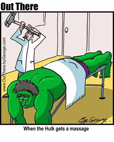 Massage humor...  http://www.MassageProfessionalsJacksonHole.com/