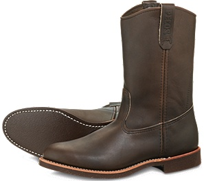 Red Wing Pecos Brown Boomer