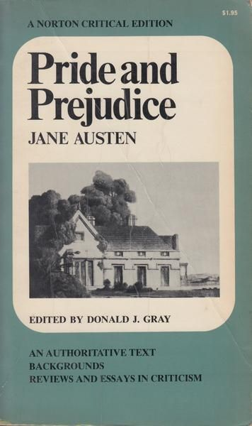 pride prejudice critical essays Sense and sensibility and pride and prejudice: contemporary critical essays (review) anne pilgrim eighteenth-century fiction, volume 8, number 3.