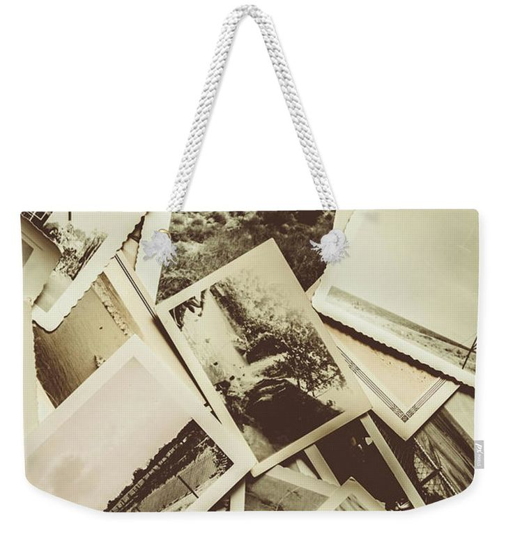 Film Weekender Tote Bag featuring the photograph Film Keepsake by Jorgo Photography - Wall Art Gallery