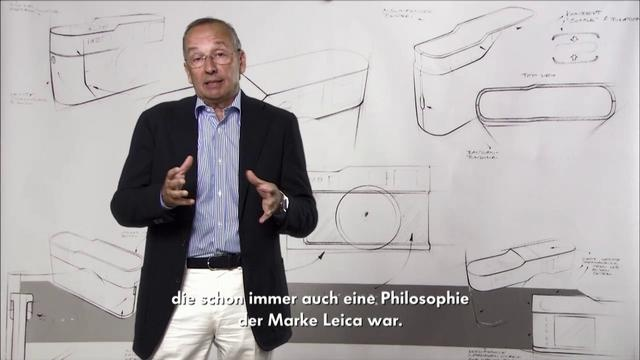 "Walter de 'Silva explains his inspirations and the method he used for designing the LEICA M9 ""TITANIUM"". Video in Italian with German subtitles!   - Even Though I do not understand the subs but I would like to share this video."