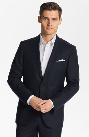 Billy Reid 'Campbell - Heirloom Collection' Wool Suit available at #Nordstrom