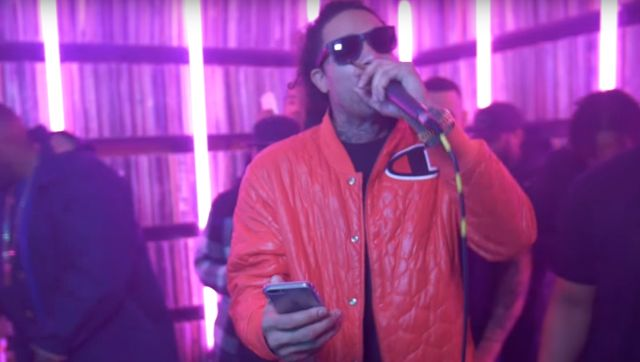 Gunplay was recently on London and during his visit he hit up Tim Westwood to spit a freestyle for his Crib Sessions series. He also sat down for a quick interview. Watch the clip on page 2.