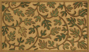 Apache Mills Inc 842-1436F TireTuff 3D Impressions Ivy Patch Mat, Sisal by Apache Mills. $15.33. Apache Mills Inc 842-1436F TireTuff 3D Impressions Ivy Patch Mat, SisalWith the styling of a decorative indoor rug and the durability of an outdoor mat, the TireTuff 3D Impressions Collection is the ideal choice for any indoor or outdoor entry way. The plush carpet surface is printed with U / V resistant colors and the sculptured surface pattern has a molded recycled ...