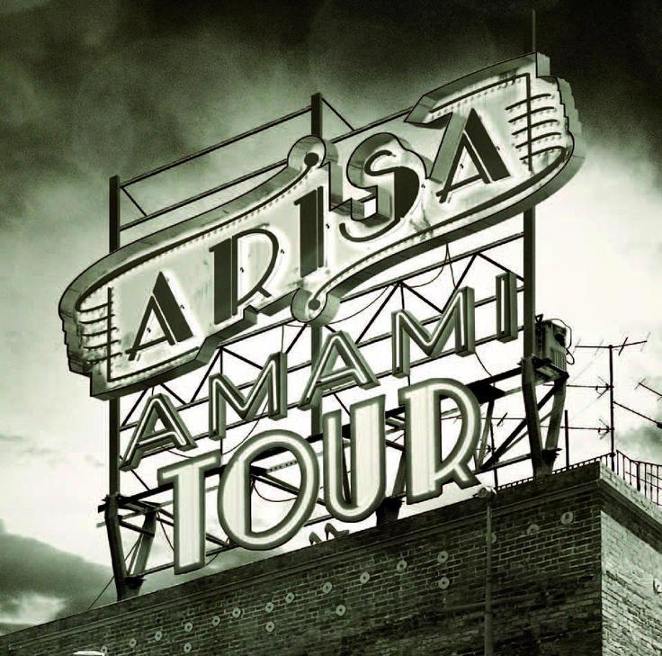 Arisa Amami Tour